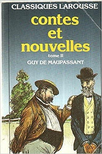 Book Contes et nouvelles, tome 2