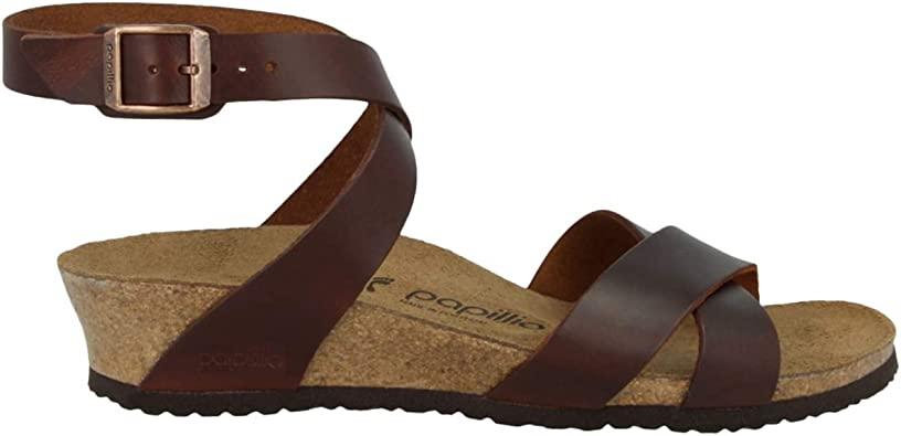 Women's Birkenstock, Lola Low Heel Wedge Sandals: Amazon.ca