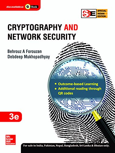 Cryptography Forouzan Ebook