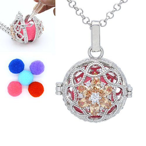 crystal-zircon-flower-hollow-cage-box-locket-essential-oil-aromatherapy-diffuser-release-pompons-nec