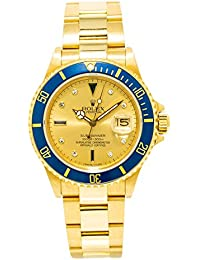 Submariner automatic-self-wind mens Watch 16808 (Certified Pre-owned)