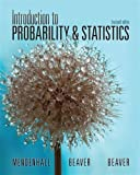 Introduction to Probability & Statistics (Textbooks Available with Cengage Youbook)