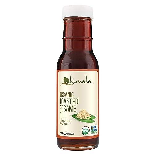 Kevala Organic Toasted Sesame Oil