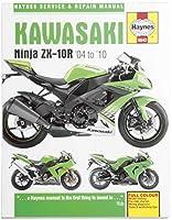 Haynes Manuals Kawasaki Zx-10R 04-10 N/Amanual Kaw Zx 10R 04 10 M5542 New