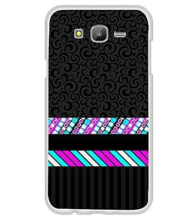 Fuson Multi Pattern Wallpaper Designer Back Case Cover Amazon In Electronics