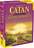 Catan Studios Catan Traders & Barbarians 5-6 Player Extension 5th Edition Strategy Game