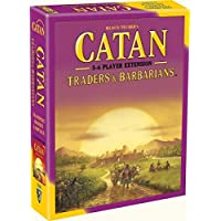 Mayfair Games Catan Expansion: Traders and Barbiarians 5-6 Players