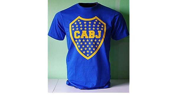 Amazon.com : Boca Juniors de Argentina Futbol Soccer Football T Shirt Camiseta Remera : Sports & Outdoors