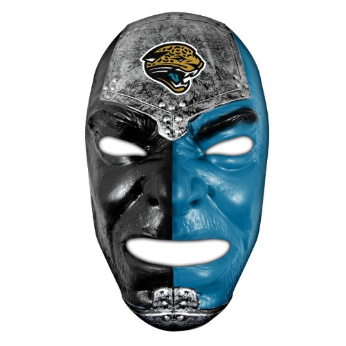 - Franklin Sports NFL Jacksonville Jaguars Team Fan Face Mask