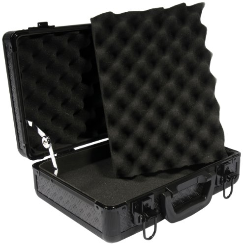 (Sportlock Aluminumlock Series Double Pistol Case)