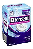 Efferdent Anti-Bacterial Denture Cleasner