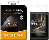 [2-Pack] Supershieldz for Asus ZenPad 3S 10 (Z500M) Screen Protector, [Tempered Glass] Anti-Scratch, Anti-Fingerprint, Bubble Free, Lifetime Replacement Warranty