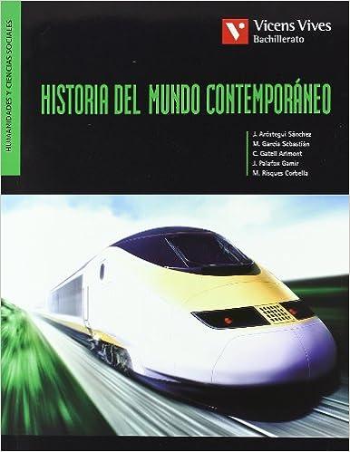 Historia Del Mundo Contemporaneo - 9788431689193: Amazon.es: Garcia Sebastian, Margarita: Libros