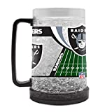 Duck House NFL Crystal Freezer Mugs
