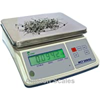 Tree Scales MCT 16 Counting Scale - 16 Lbs X 0.0005 Lbs - Rechargeable! With 2 Year Warranty!s