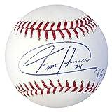 "FELIX HERNANDEZ AUTOGRAPHED OFFICIAL MLB BASEBALL SEATTLE MARINERS ""PG 8-15-12"" MLB HOLO STOCK #74026"