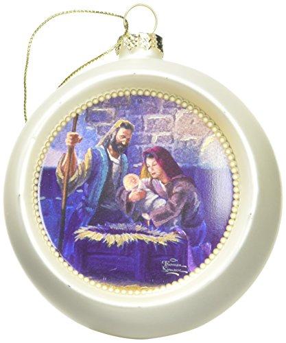 Enesco Painter of Light Nativity - The Wisemen Ornament 3...