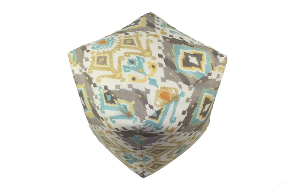 Lava Pillows Winnemucca - 17 X 17 X 17 Square Indoor/Outdoor Pouf