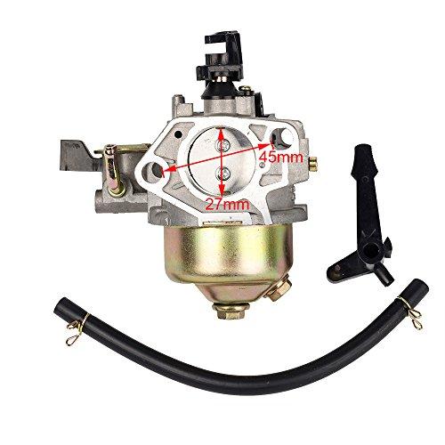 HIFROM(TM) Gas Carburetor Carb Parts For Honda Gx340 11HP Engine Motor Water Pump Version (Honda Blower Best Price)