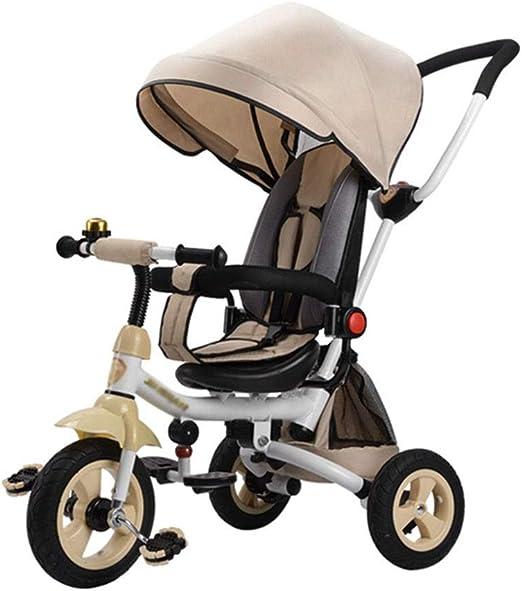 Carritos con capazo El Triciclo para Niños Bicicleta para Niños ...