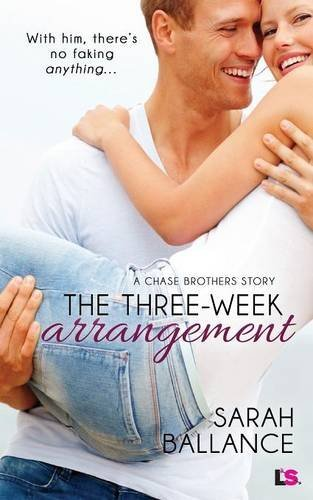 book cover of The Three-Week Arrangement