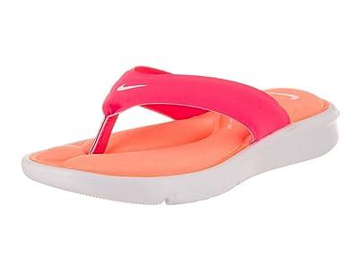 best service deb01 57917 Nike Women's Ultra Comfort Thong Pink Slippers - 7.5 UK ...