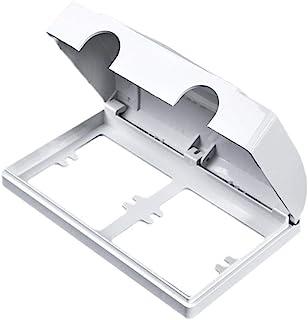 Purebesi Zwei Doppel 86 Verbunden Schalterdose wasserdichte Box Für Verhinderung Eines Versehentlichen Stromausfalls An Empfindlichen Geräten