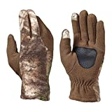 Hot Shot Mens fleece Touch Shooters Glove, Realtree Xtra, X-Large