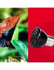 Desconocido Mini-emisor Lámpara Cerámica Infrarroja Criadora Reptil Bombilla Bajo como Mascota Iluminación - 40w