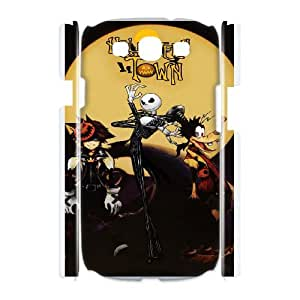 The Nightmare Before Christmas DIY case For Custom Case Samsung Galaxy S3 I9300 QW7102384
