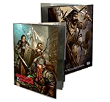 Ultra Pro D&D Dungeons & Dragons Character Folio - Dungeon Crawl