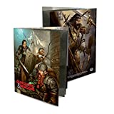 Officially Licensed Dungeons & Dragons Dungeon Crawl Character Folio