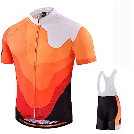 Traje ciclista de jersey de bicicleta Ciclismo Ropa for ...