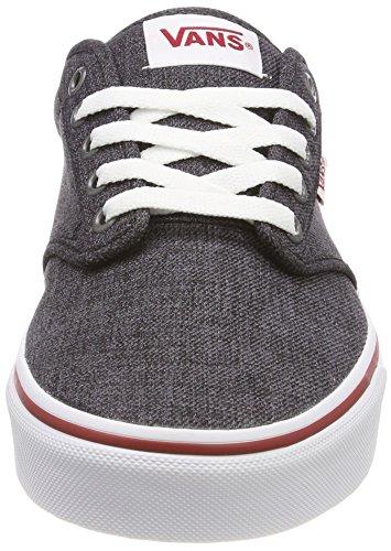 Vans Atwood, Sneaker Uomo Nero (S18 Menswear)