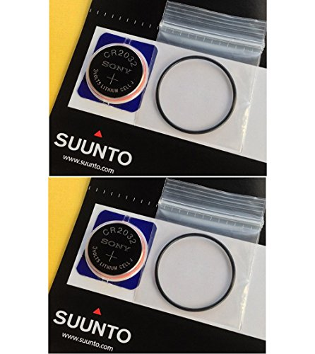 Lot of 2 Suunto Lumi / Core Wristop Computer