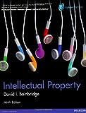 Intellectual Property, David Bainbridge, 1408283239
