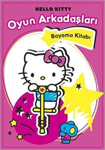Hello Kitty Oyun Arkadaşları 9786050952766 Amazoncom Books