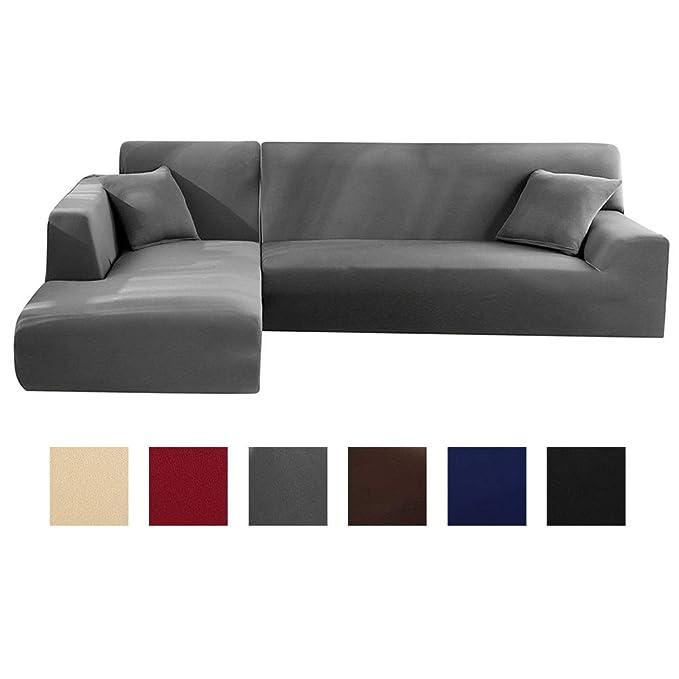 Littleduck - Funda para sofá de esquina en forma de L ...