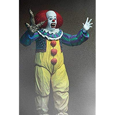 NECA It 1990: Ultimate Pennywise 7