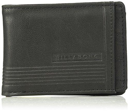 (Billabong Men's Vacant Wallet Black One Size)