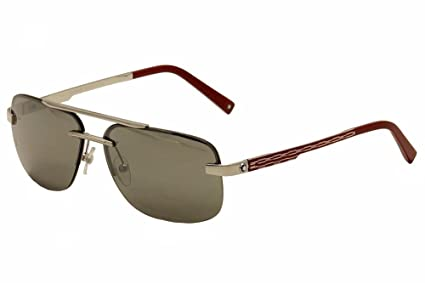ff9bd59e8ae5 Amazon.com  Mont Blanc Men s Designer Sunglasses