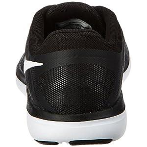 Nike Mens Flex 2016 RN Running Shoe Black/Cool Grey/White Size 10 M US