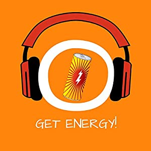 Get Energy! Boost your energy by Hypnosis Hörbuch