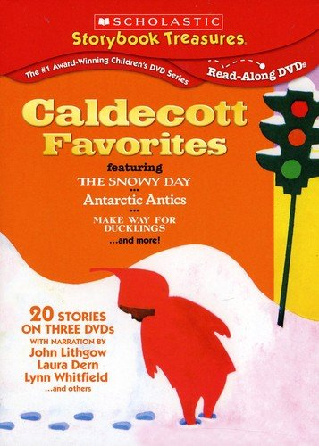 (Caldecott Favorites Featuring The Snowy Day)