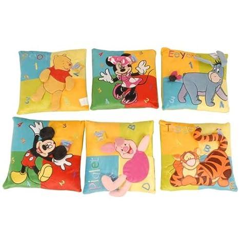 Disney 75341 3d cojín 30 x 30 cm con personaje de Disney ...