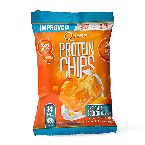 quest chips cheddar - 2