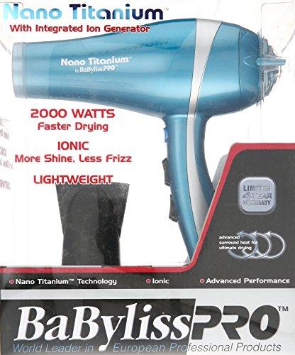 BaBylissPRO Nano Titanium Dryer