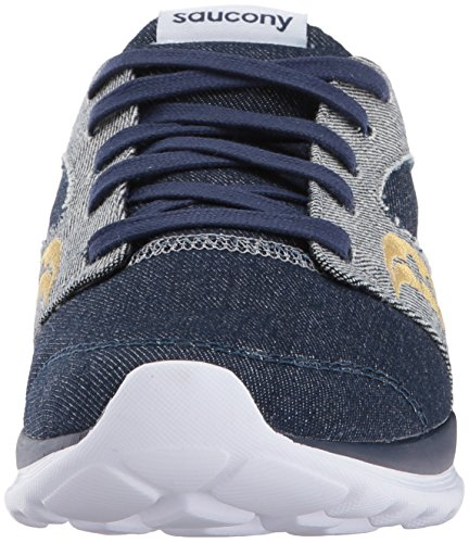 Women Relay Saucony Denim Kineta Blue dxYwxqvA