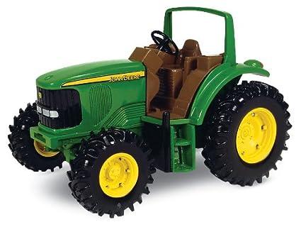 Metal Toy Tractors >> 11 John Deere Tough Tractor