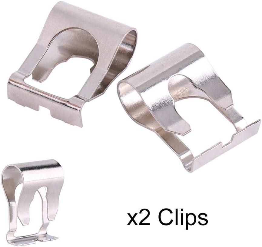 Wiper Linkage Repair Clips 1 Pair Windscreen Wiper Motor Linkage Rods Arms Link Repair Clip Kit